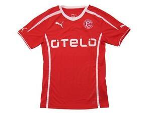 Detalles De Fortuna Dusseldorf Ninos Futbol Camiseta Puma Talla 128 140 152 164 176 F95 Nuevo Ver Titulo Original