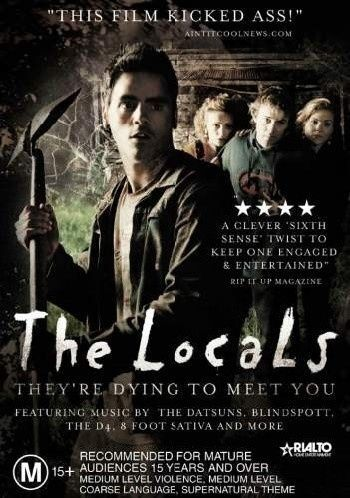 1 of 1 - The Locals (DVD, 2005) R4 Australia Brand New Sealed Free Shipping