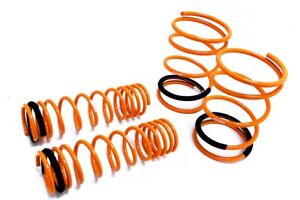 Megan-Racing-Lowering-Springs-For-89-94-Nissan-240SX-S13-1-75-034-Front-Rear-Drop