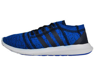 pretty nice f34eb 3041e ... Adidas-Element-Refine-2-MP-BB4923-Bleu-Chaussures-