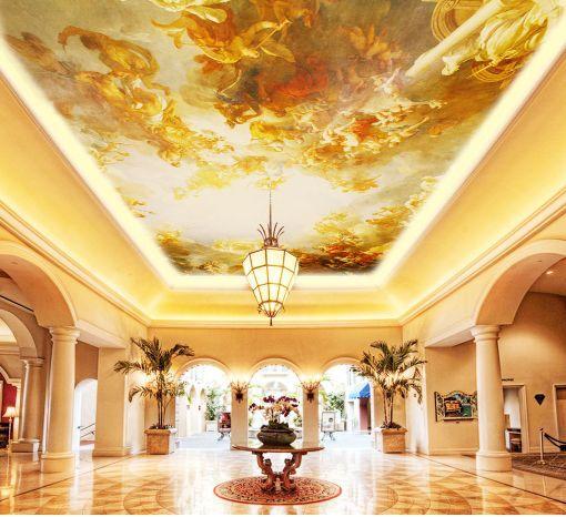 3D Grand Pattern Ceiling WallPaper Murals Wall Print Decal Deco AJ WALLPAPER GB