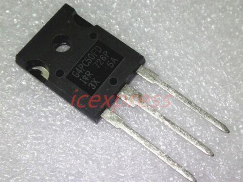 10PCS G4PC50FD IRG4PC50FD TO-247