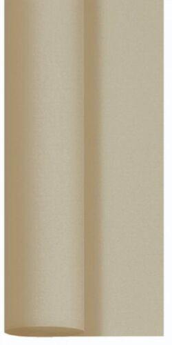1 Dunicel® Tischdecke greige 185480 Duni Tischdeckenrolle 1,18m x 25m