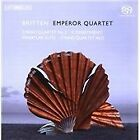 Benjamin Britten - Britten: String Quartet No. 2; 3 Divertimenti; Miniature Suite; String Quartet in D (2010)