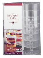 Amscan Mini Pedestal Cups Clear