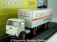 Oxford Diecast Tesco Leyland Octopus Lorry Truck 1:76 Scale Special Issue K8967q