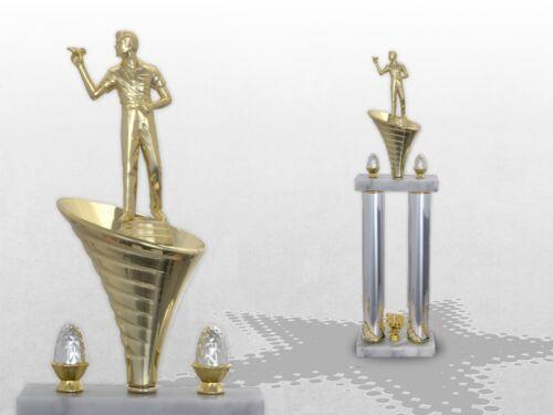 Piliers Coupe Dart avec gravure piliers trophées top prix /& Design Dart trophées