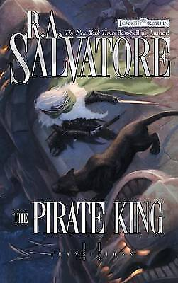 PIRATE KING, THE - R. A. Salvatore (Hardcover, 2008, Free Postage)