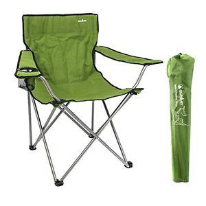 Ashby-Folding-Chair-Green-633101G-Summit-Camping-Outdoor-Sleeping-Relaxing-Gear