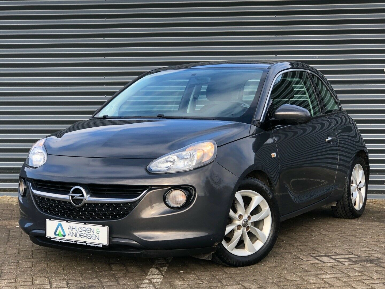 Opel Adam 1,2 Jam 3d