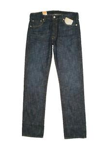 Levi's Men's 501 Original Fit Button Fly Denim Jeans Tidal ...
