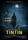 The Adventures Of Tintin - The Secret Of The Unicorn (Blu-ray and DVD Combo, 2012)
