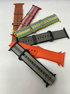  Genuine apple watch bands/straps/sport loops 38mm 40mm 42mm 44mm series 1-5