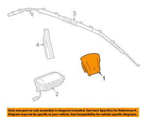 image is loading gmc-gm-oem-sierra-1500-airbag-air-bag-