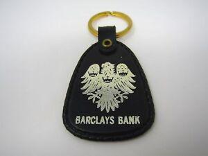 Details about Vintage Keychain Charm: Barclays Bank Logo Design