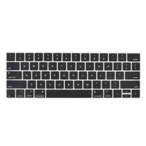 """Silicone Laptop Keyboard Cover Skin for Macbook Pro 13/""""//15/"""" 2016"""