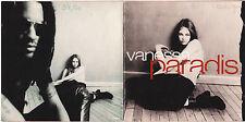 CD 11T VANESSA PARADIS DE 1992 ECRIT PAR  LENNY KRAVITZ INCLUS BE MY BABY