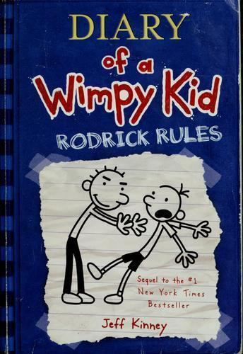 Diary Of A Wimpy Kid Ser Rodrick Rules By Jeff Kinney Trade Paperback For Sale Online Ebay
