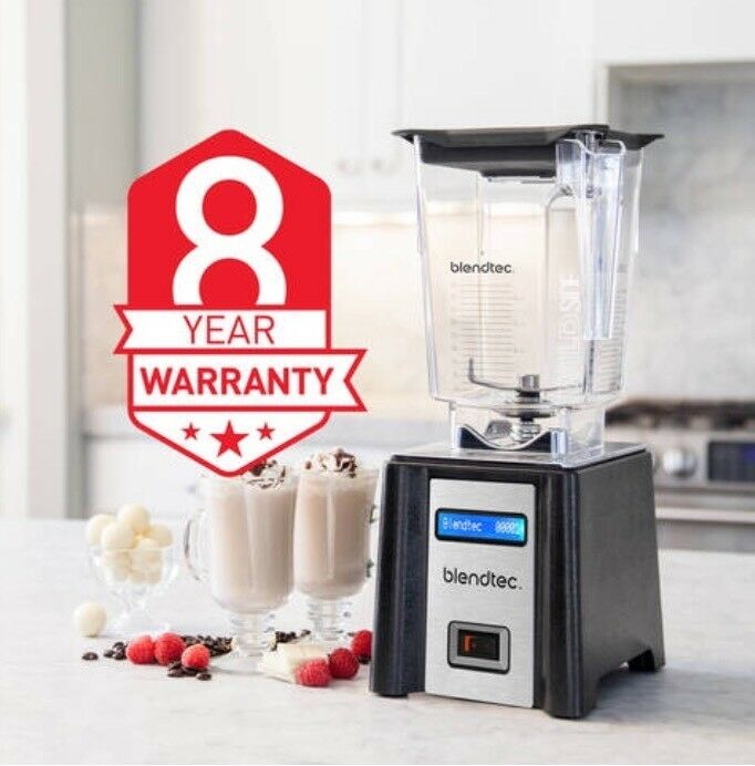 Blendtec Pro 750 Blender with WildSide+ and Mini Jars, NIB SHIP FROM STORE