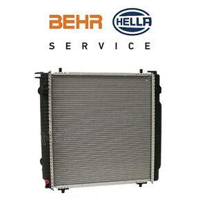 Mercedes-Benz Behr Hella Service 376714334 Radiator