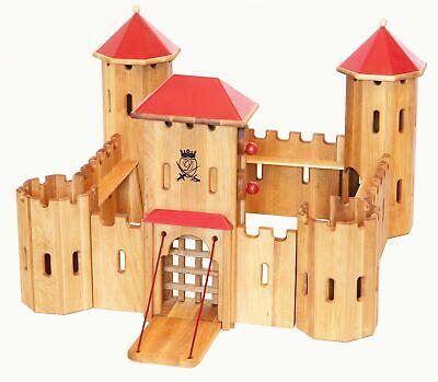4er Set pezzo di ringhiera Castle PLAYMOBIL Cavalieri Castello