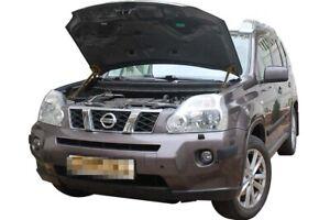 Ajuste-Nissan-X-Trail-T31-2007-2013-Capo-Puntal-Amortiguador-Muelle-De-Gas-Kit-x2-soporta