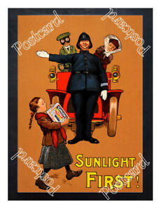 Historic-Sunlight-Soap-1905-Advertising-Postcard