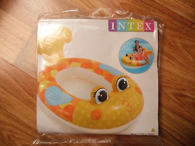 Intex Kinder Schlauchboot Schwimmboot Kinderboot Gummiboot Badeboot Fisch Neue Sorten Werden Nacheinander Vorgestellt Spielzeug