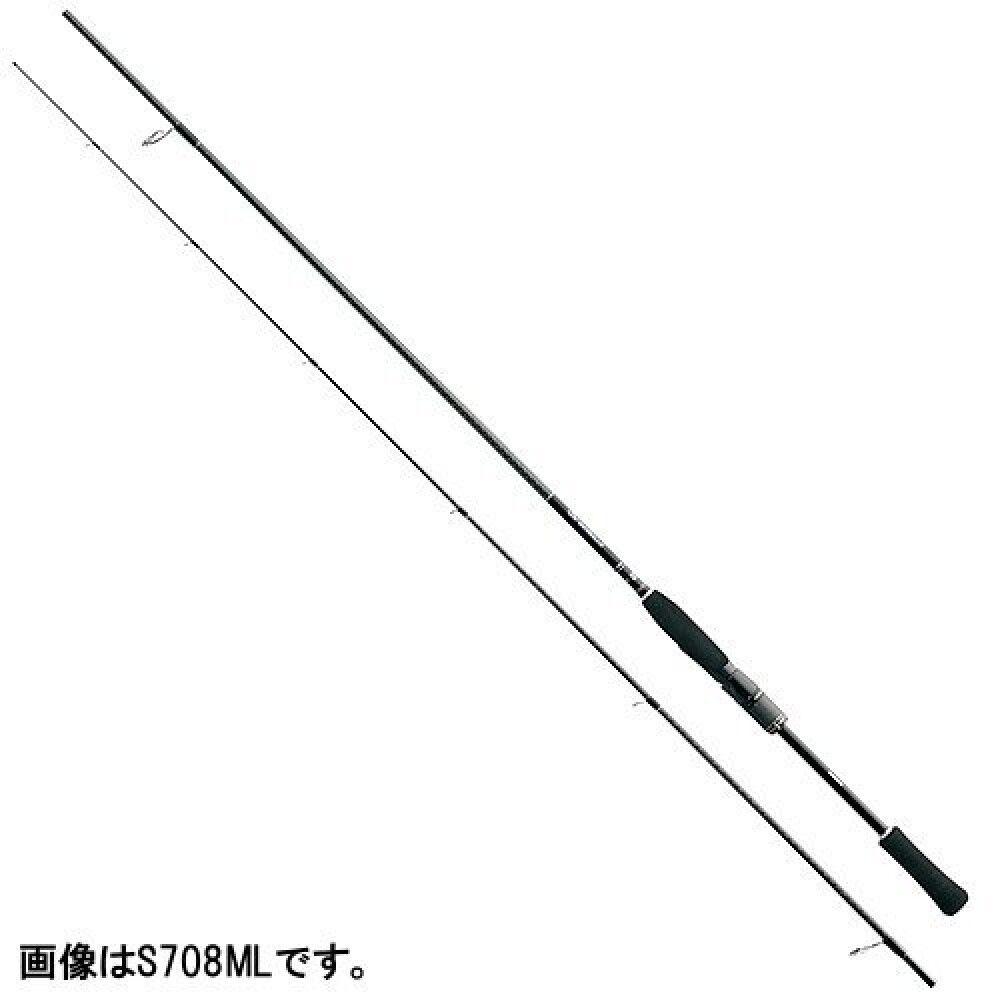 Shimano BRENIOUS S706M bream fishing spinning rod Tubular top New Japan F S