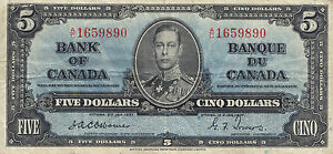 1937-Bank-of-Canada-5-00-Bank-Note-Osborne-Towers-VF