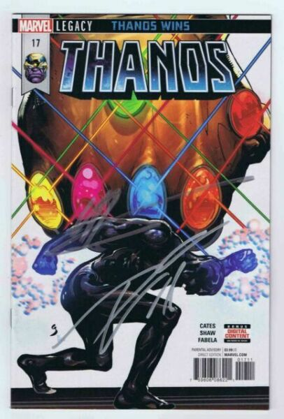 THANOS LEGACY #1 Skan Variant Cover Donny Cates Marvel 1st Print New Unread NM