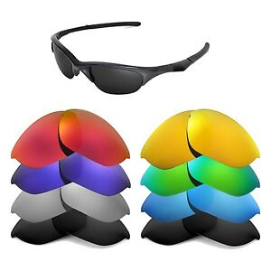 Walleva-Replacement-Lenses-for-Oakley-Half-Jacket-Sunglasses-Multiple-Options