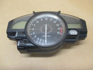 Image Is Loading 2007 2008 Yamaha R1 Gauges Tachometer Cluster GUARANTEED