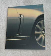 Jaguar XK Brochure 2007 - XK 4.2 V8 - Coupe & Convertible