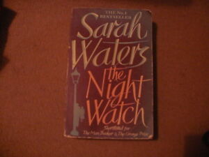 The-Night-Watch-by-Sarah-Waters-paperback-book-FREE-POSTAGE