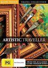 Globe Trekker Travel Collection - Artistic Traveller (DVD, 2011)