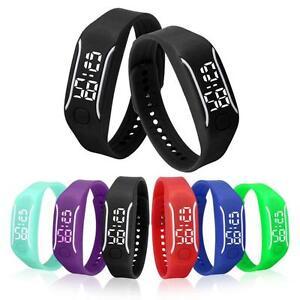 Women-Mens-Rubber-LED-Digital-Watch-Unisex-Bracelet-Watch-Sports-WristWatch-Gift
