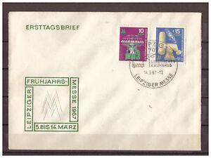 DDR-FDC-MiNr-1254-1255-SSt-Leipzig-Staedtisches-Kaufhaus-14-03-1967