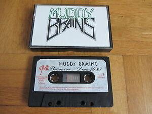 MUDDY-BRAINS-Braincore-RARE-original-1988-DEMO-Cassette-Tape
