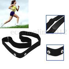 Adjust Heart Rate Monitor Chest Belt Strap Band for Garmin Wahoo Polar Endomondo