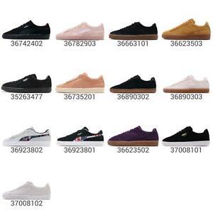 Puma-Suede-Classic-Low-Men-Women-Classic-Shoe-Sneaker-Trainers-Pick-1