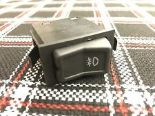 VW MK1 Rabbit Scirocco Jetta Cabriolet OEM accessory fog light switch