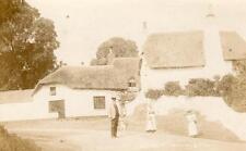 Combeinteignhead Nr Teignmouth Newton Abbot RP pc used 1911