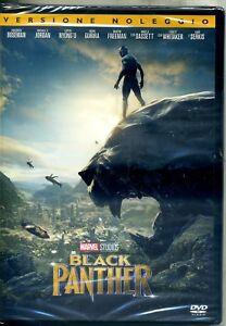BLACK-PANTHER-di-RYAN-COOGLER-MARVEL-VERSIONE-NOLEGGIO-DVD-NUOVO
