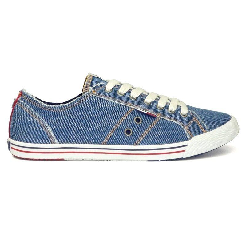 Tommy Hilfiger WALKER VIC HARRY SAMSON Low Sneaker 41,42,43,44,45 blau grau Slip