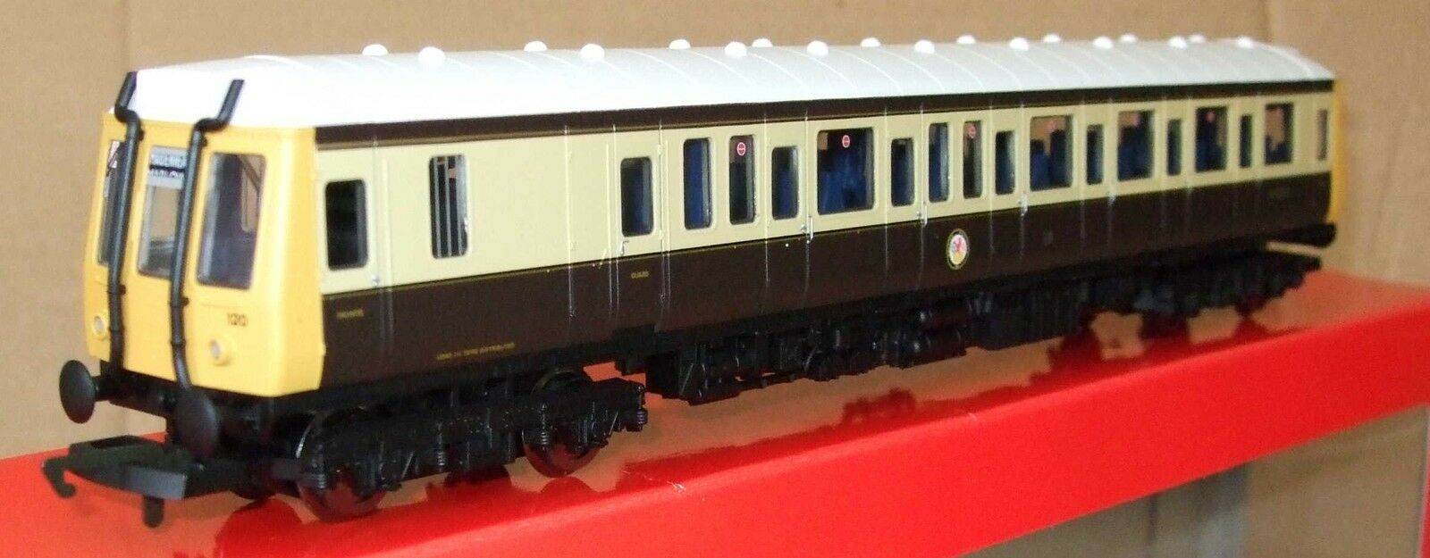 Hornby R2644 Class 121 DMB W55020 BR Chocolate & Cream Livery NEW