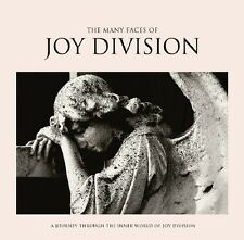 MANY FACES OF JOY DIVISION 3 CD NEU