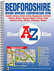 Bedfordshire County Atlas by Geographers' A-Z Map Company (Spiral bound, 2011)