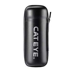 CATEYE-Bicycle-Bike-Waterproof-Tool-Bag-Carbon-Portable-Storage-Bag-Black