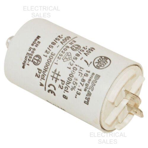 Pour Hotpoint Creda Indesit 7 uF Sèche-linge condensateur C00279233